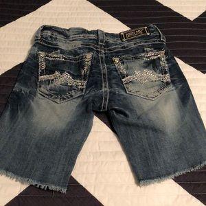 🆕🔥Miss Me Bermuda Shorts